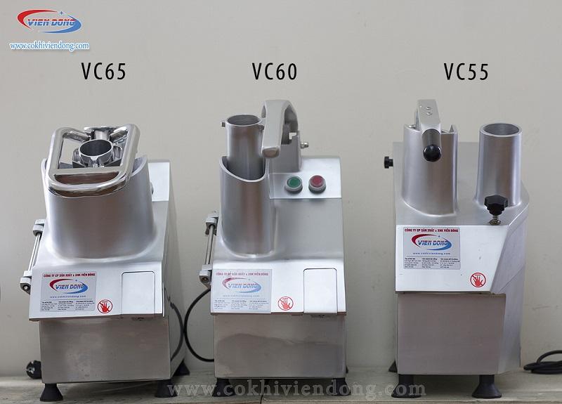Máy thái rau củ quả VC65MS