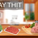 Những lưu ý khi sử dụng máy xay thịt gia đình Đài Loan AKS