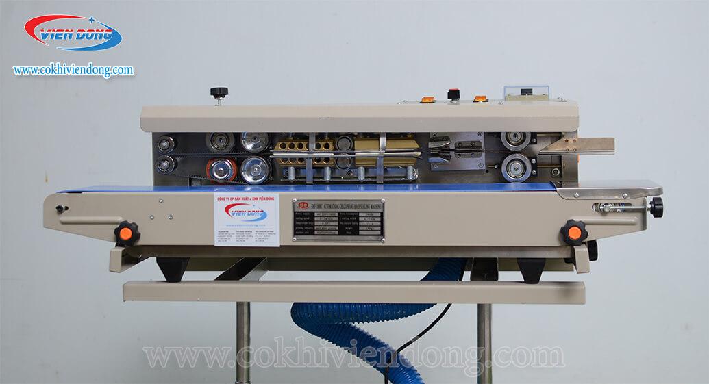 Máy dập miệng túi RFD1000
