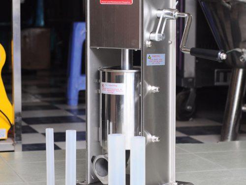 Máy dồn lạp xưởng TV3