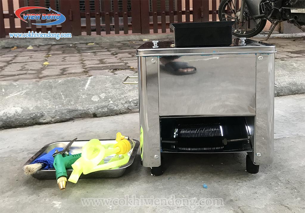 Máy cắt thịt mini