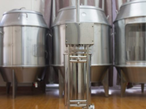 Máy làm xúc xích dùng điện 15 lit ETV15