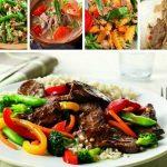 Các món ăn từ thịt bò