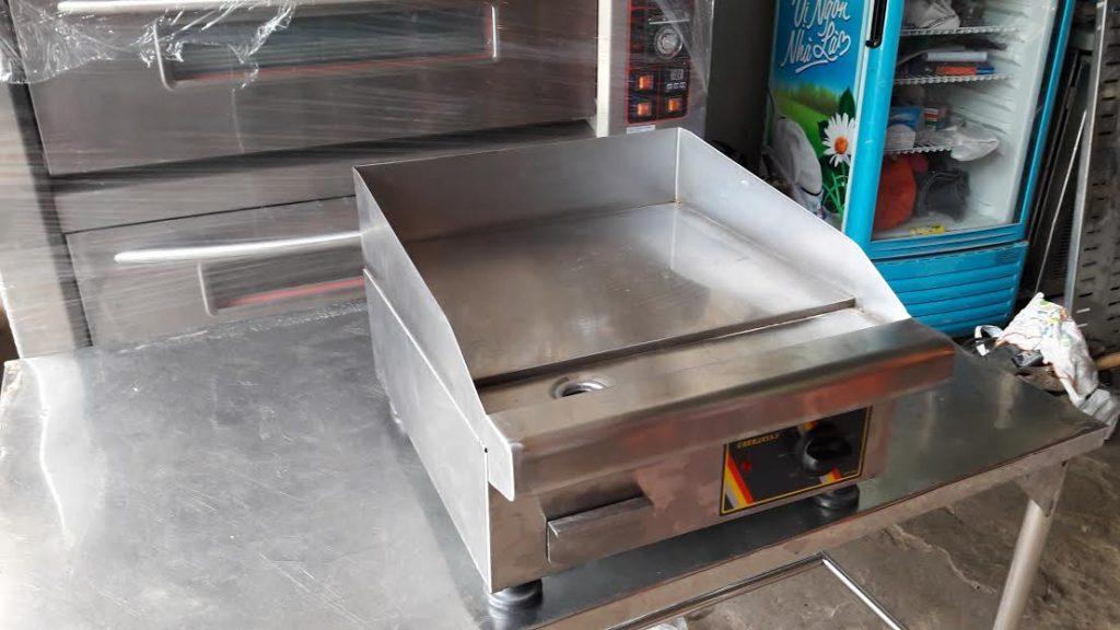 thanh lý bếp chiên mặt phẳng