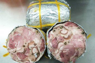 Cách bảo quản thịt nguội để bán