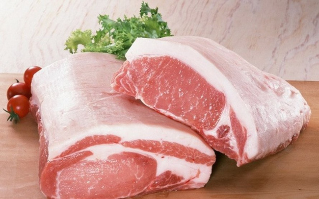 thịt lơn sạch