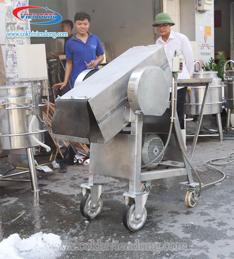 Mua máy xay nước đá bào công nghiệp