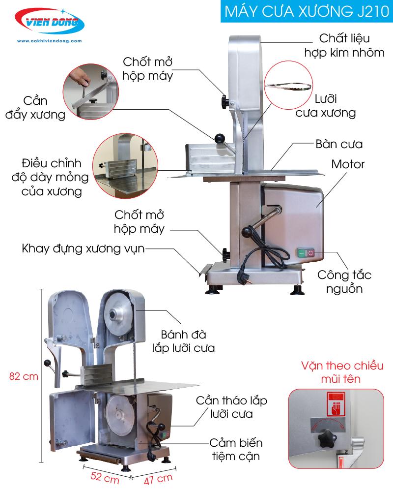 máy cắt xương