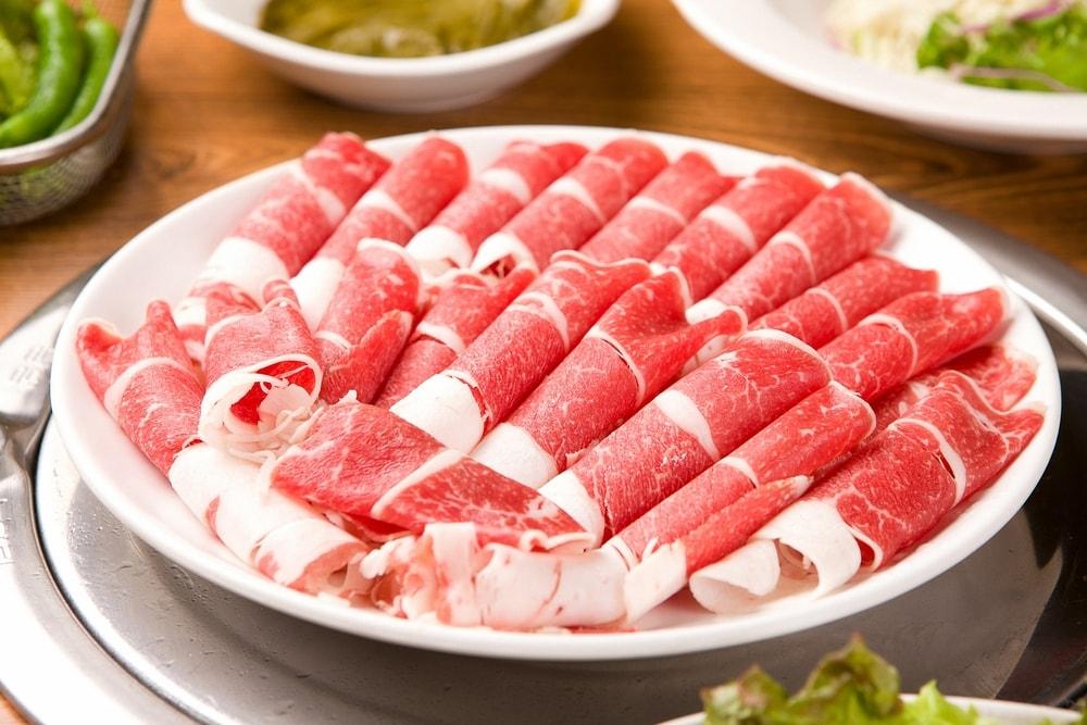 Thịt bò thát lát hấp dẫn
